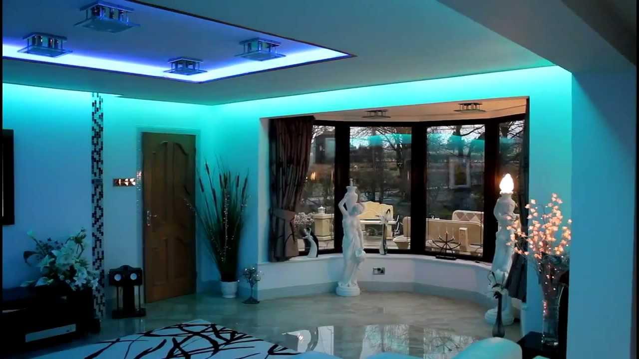 LED лента в современном дизайне