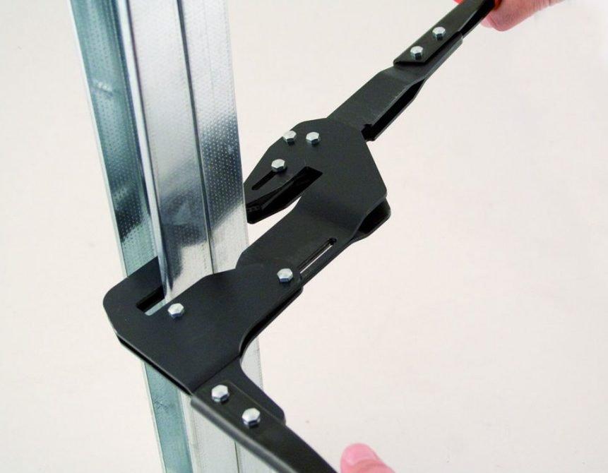 выбрать просекатель для металлического профиля